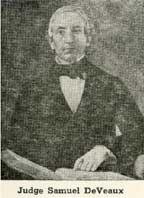 Samuel DeVeaux