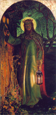 The Light of the World by Holman Hunt